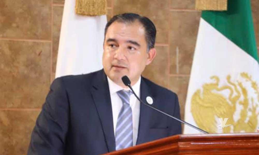 Presenta Dip. Luis Moreno iniciativa para Bajacalifornianos voten en el extranjero