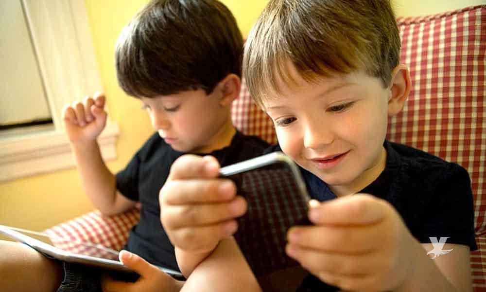 Celulares afectan más a los niños menores de 10 años
