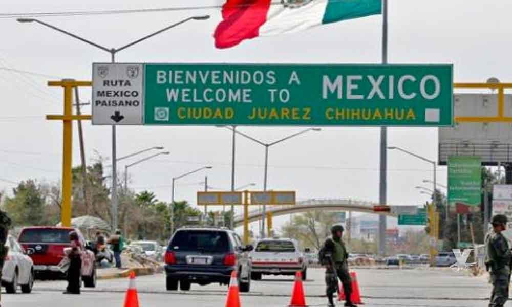 Estados Unidos pide a ciudadanos no viajar a Chihuahua por altos índices de violencia