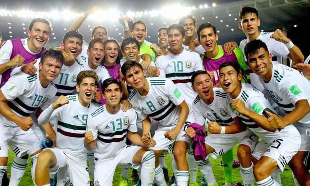 México avanza a semifinales del Mundial Sub-17 al derrotar a Corel del Sur