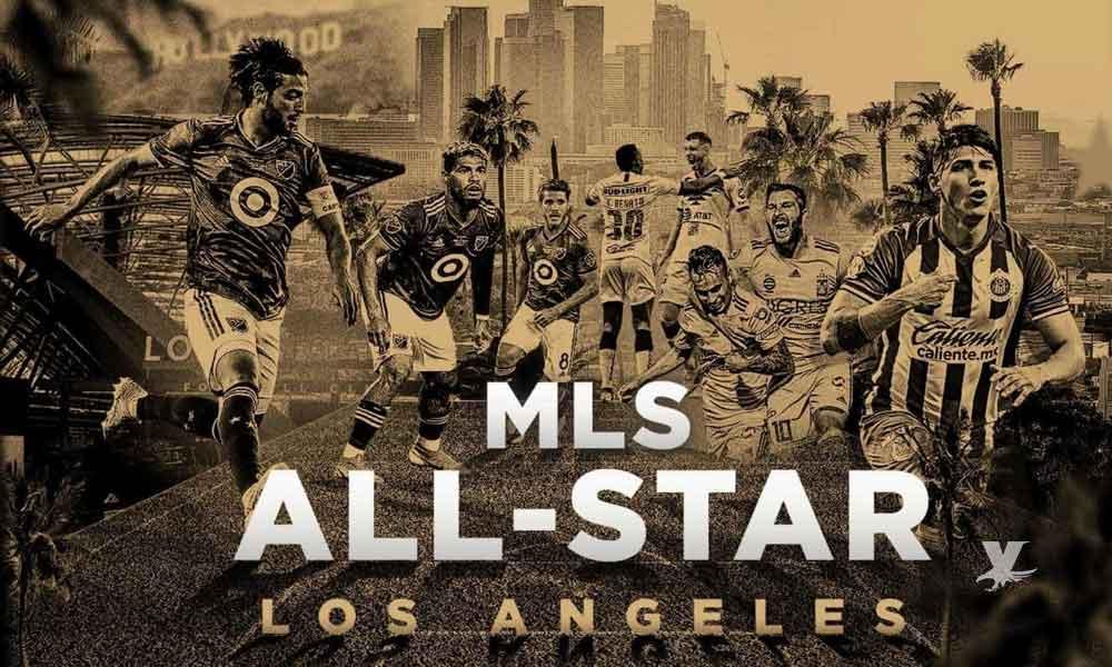 Liga MX y MLS anuncian oficialmente juego de estrellas