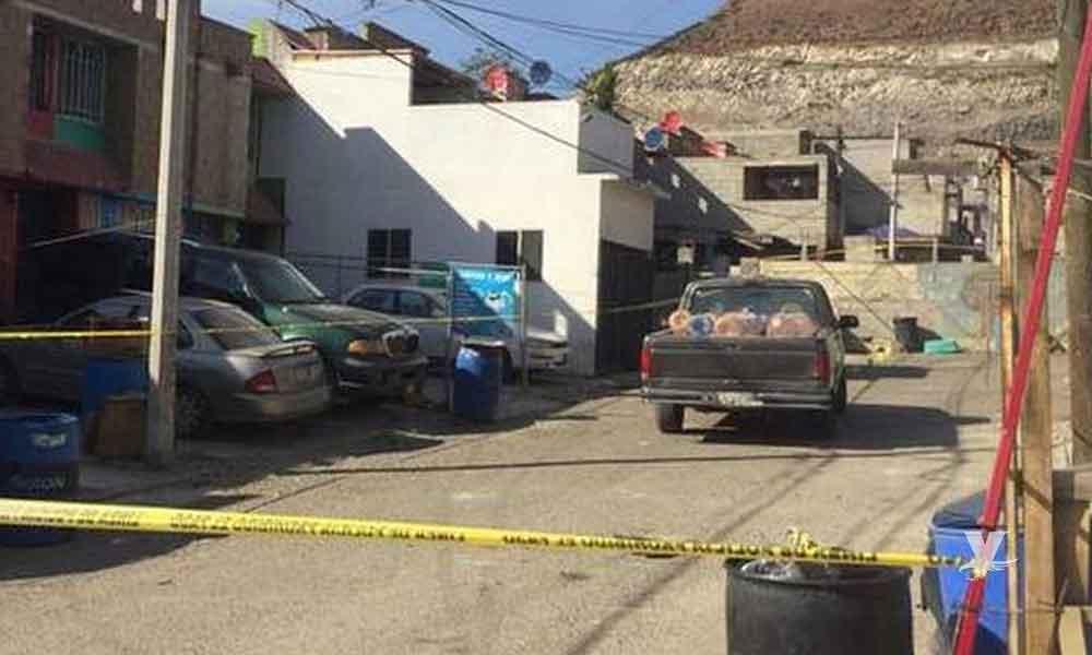 Niña de 1 año muere atropellada por repartidor de agua en Tijuana