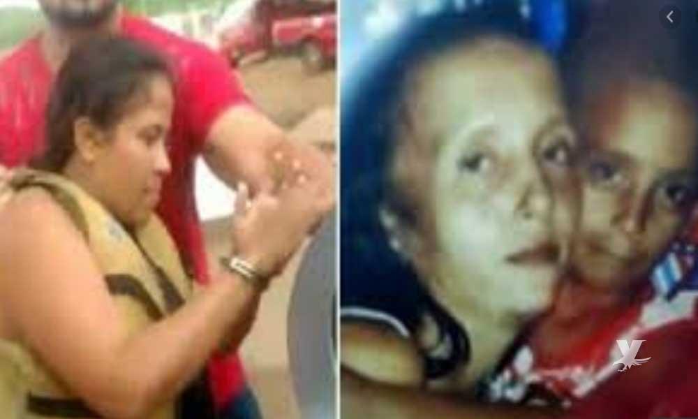 Menor de edad mató a su sobrino y hermana embarazada para sacar al bebé y robarlo