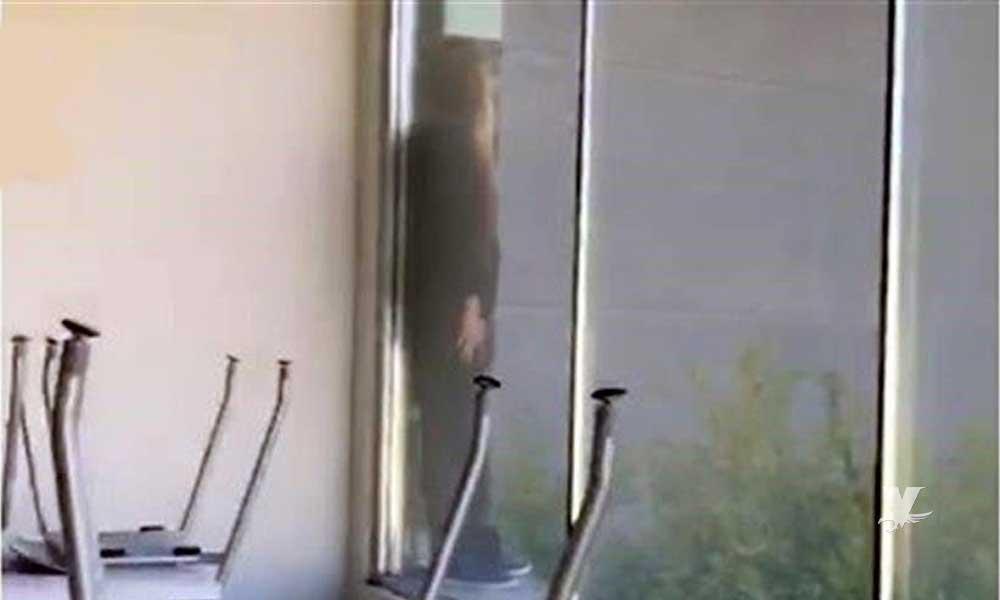 Mujer intenta suicidarse en los juzgados tras perder pensión alimenticia
