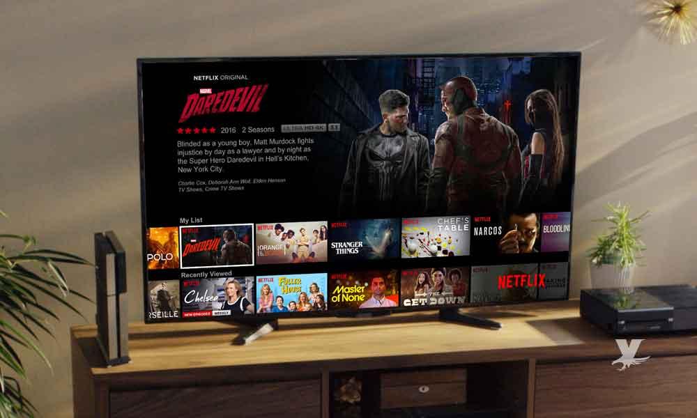 Netflix dejará de funcionar en algunos televisores a partir de diciembre 2019