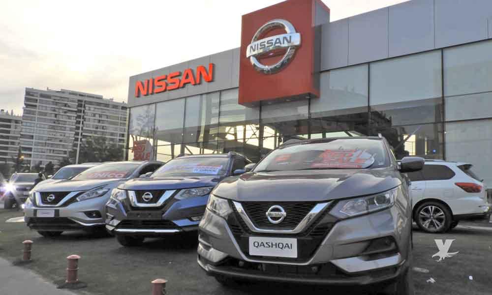 Advierte Nissan de México error en uno de sus modelos