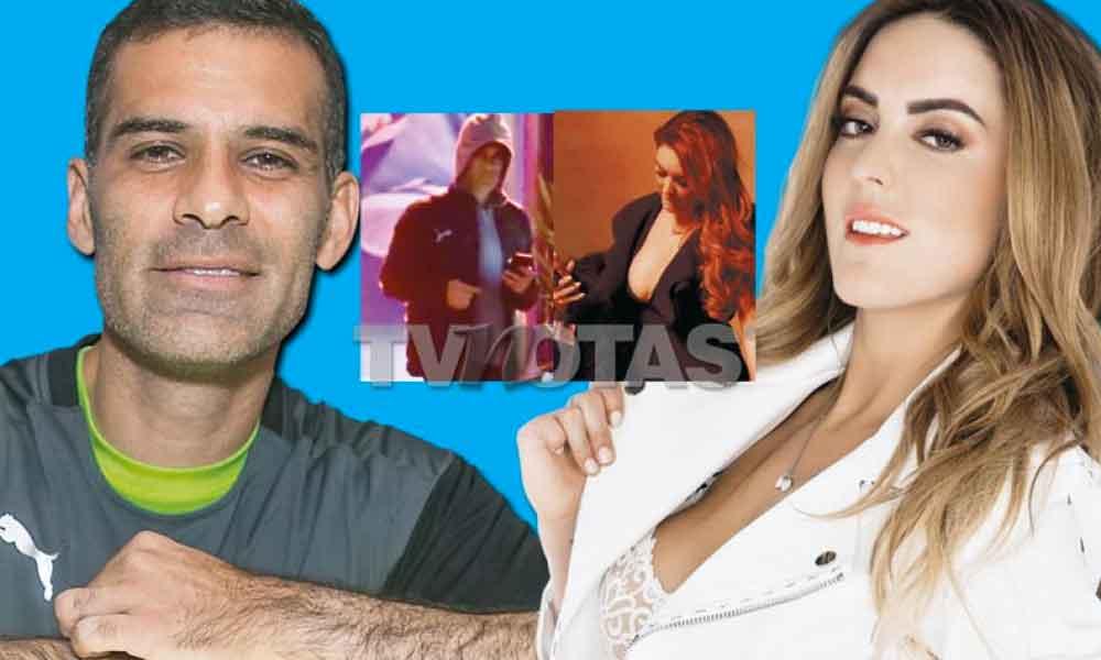 Patty López de la Cerda y 'Rafa' Márquez se siguen viendo para sostener relaciones