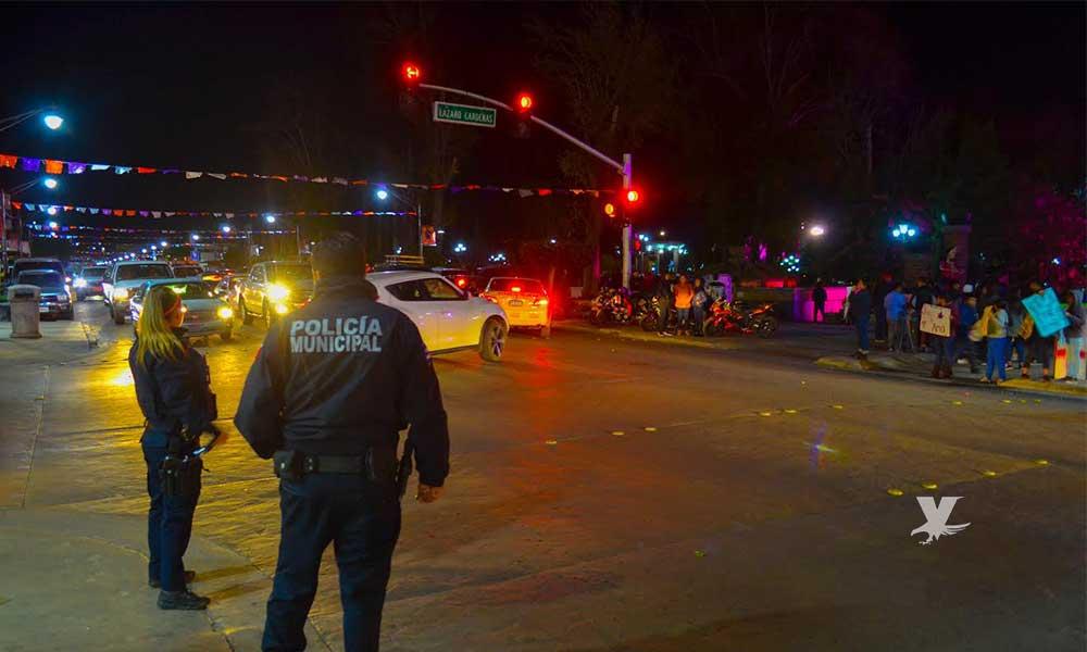 Detienen a 20 durante operativo Halloween en Tecate