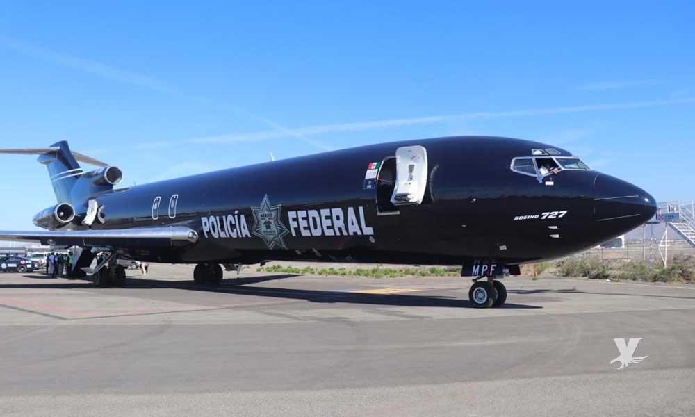 Llegan 200 elementos de la Guardia Estatal a Tijuana