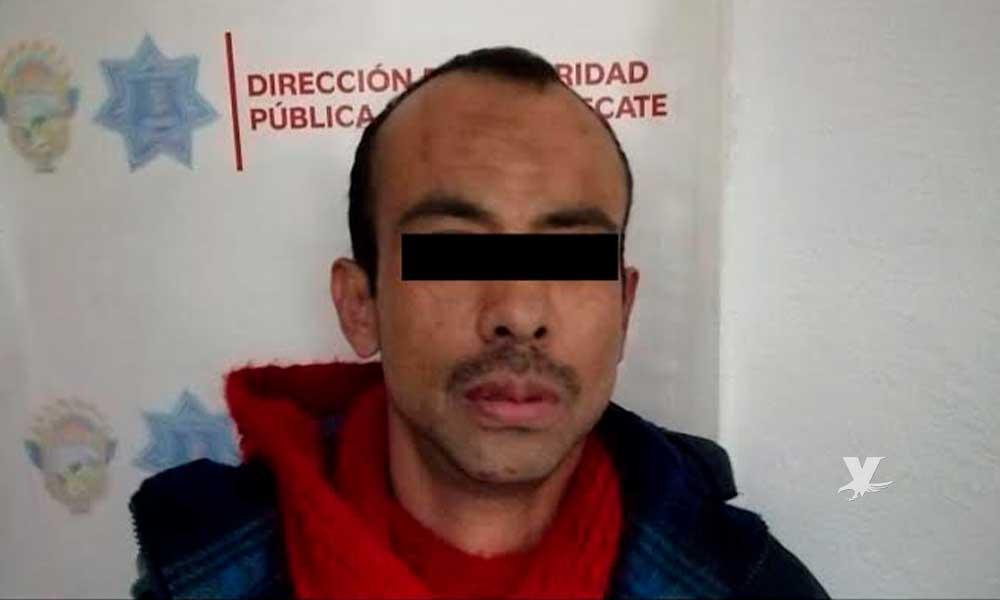 Detenido por robo a Coppel en Tecate