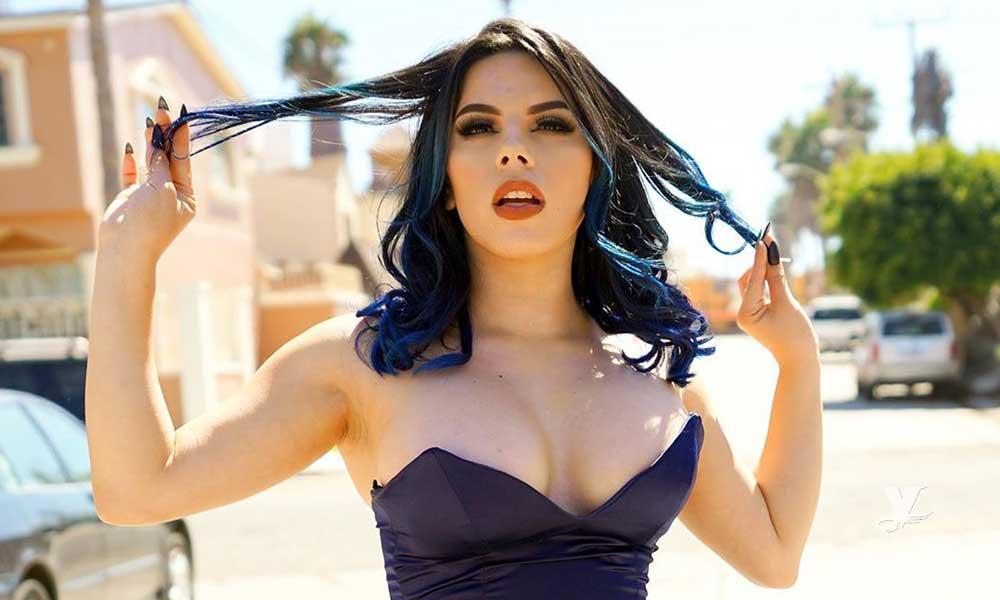 """(VIDEO) Lizbeth Rodríguez baila y hace rebotar """"sus encantos"""" sin sostén"""