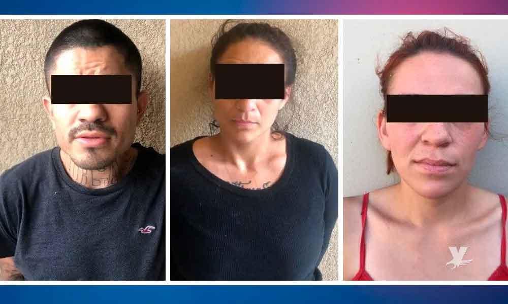 Banda de ladrones que operaba en San Diego es detenida en Tijuana