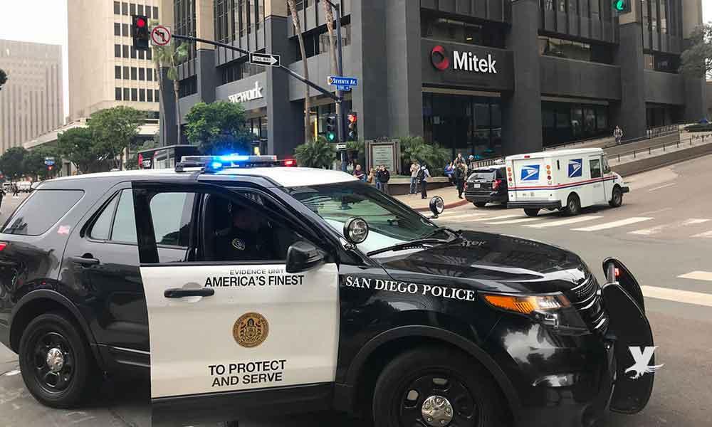 Investigan misteriosa muerte de un hombre en edificio abandonado de San Diego