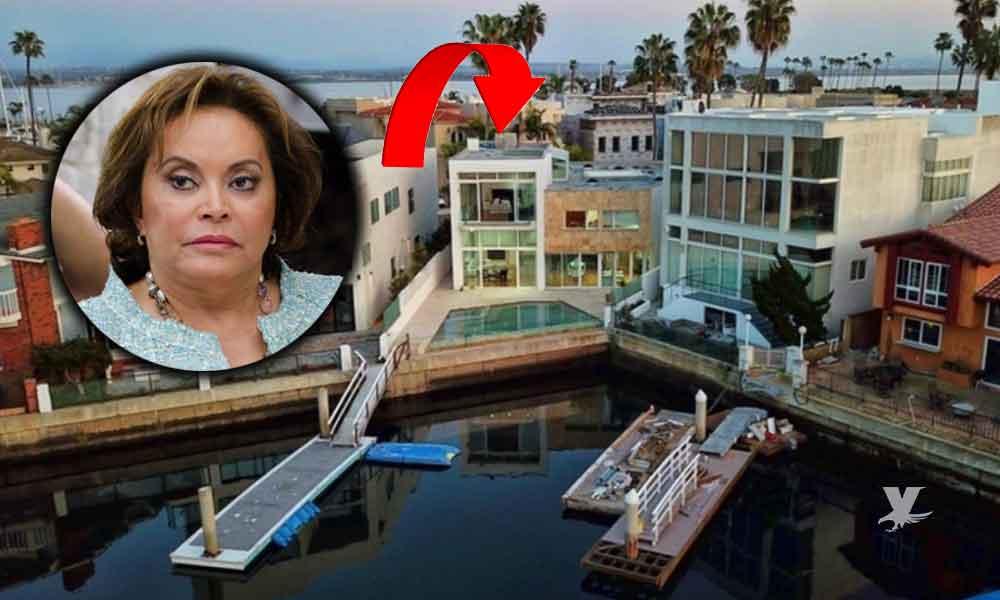 Mansión en San Diego de Elba Esther Gordillo es vendida en 3.75 millones de dólares