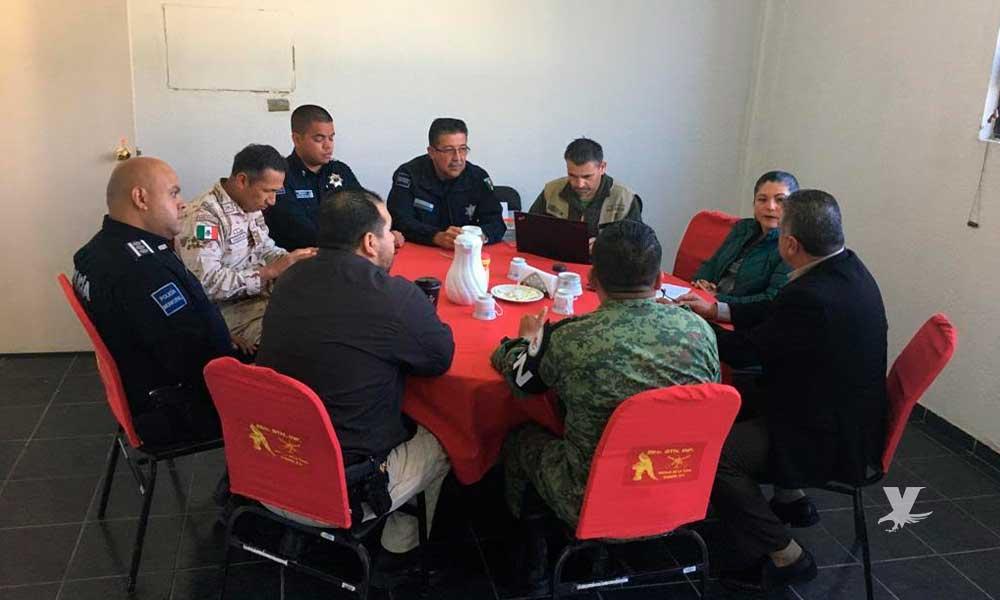Delegado general de gobierno en Tecate se integra a mesa de diálogo por la paz