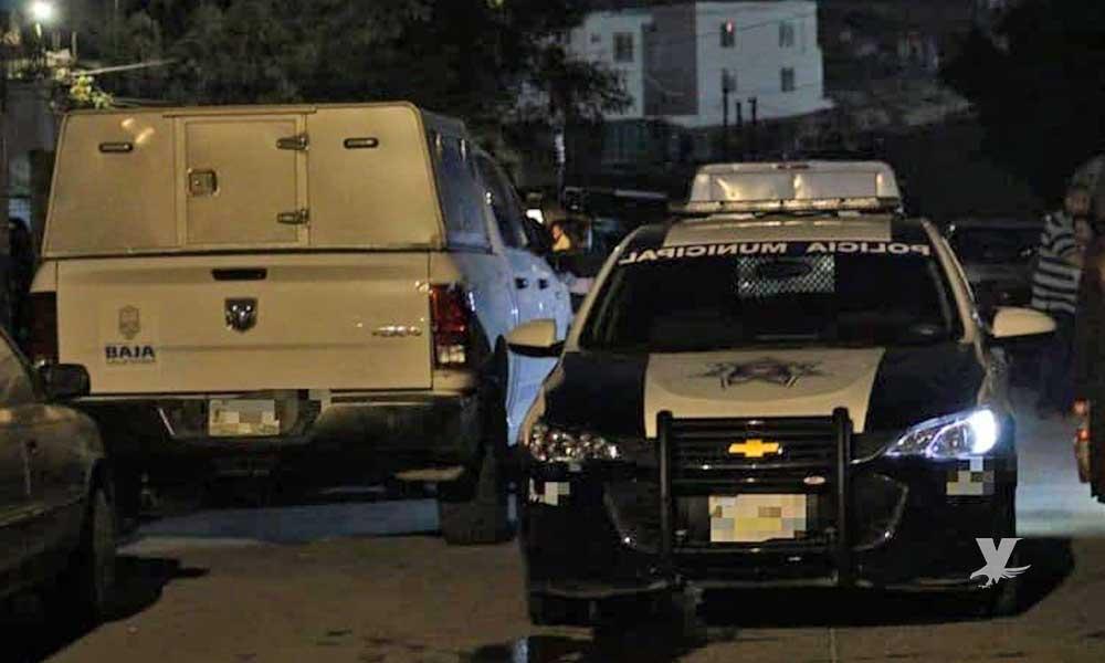 Encuentran muerto a menor de edad en Tijuana, era hijo de un Policía Municipal