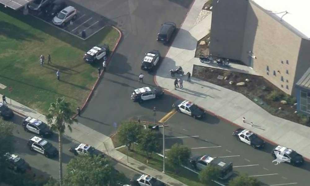 Tiroteo en escuela de California deja 7 estudiantes lesionados