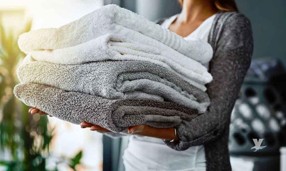 ¡Cuidado! No cambiar las toallas de baño puede generar varias enfermedades