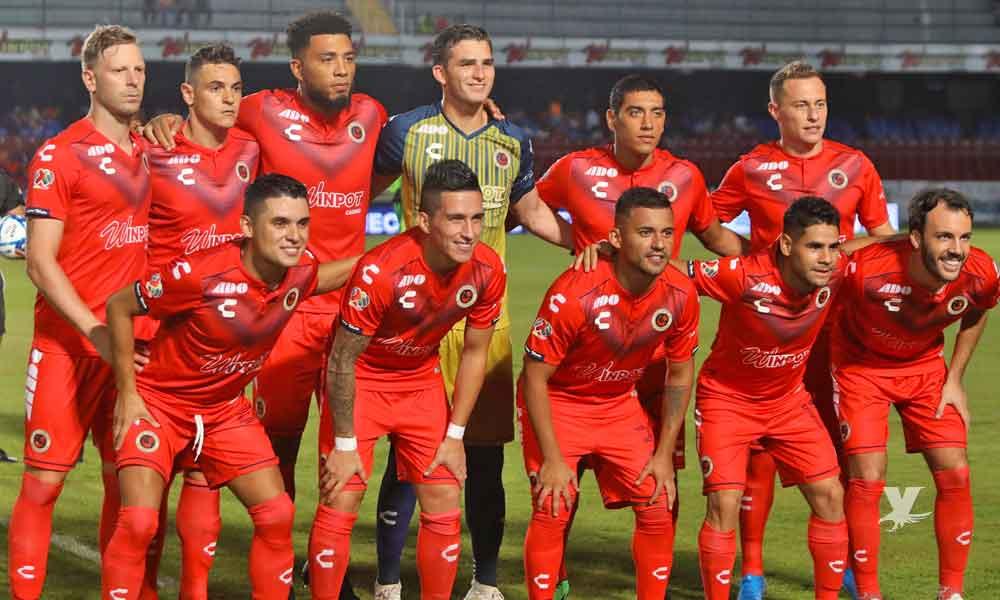 Veracruz jugaría su juego contra Chivas con jugadores sub 20