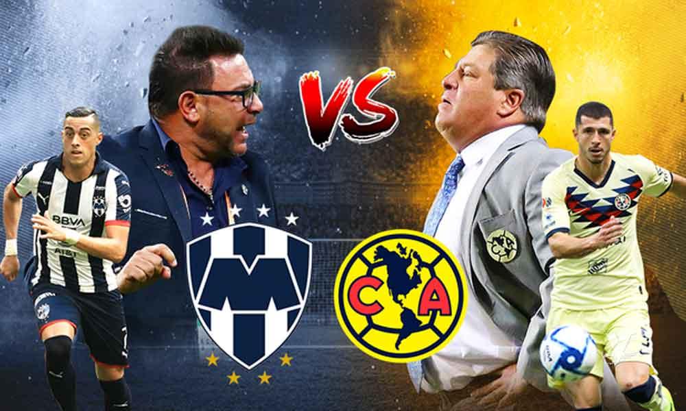 18 días después inicia la final entre Monterrey vs América