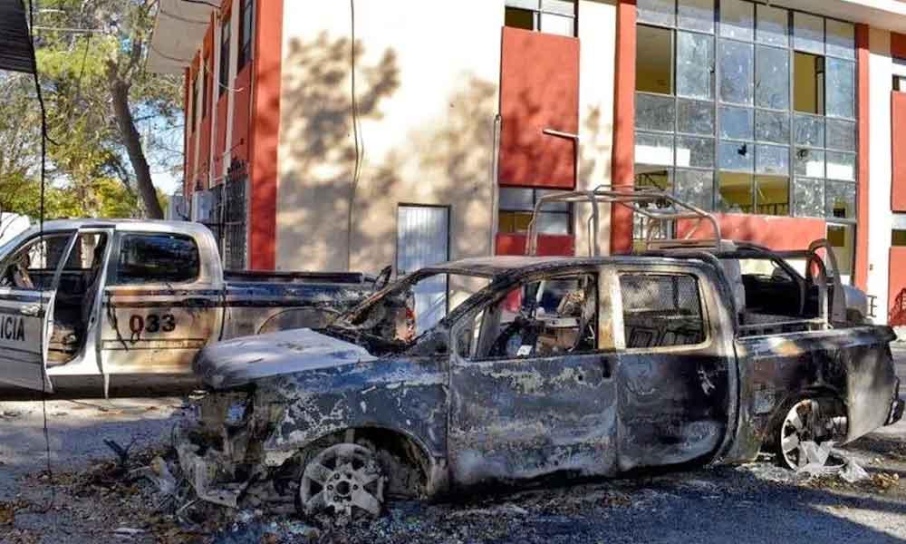 (AUDIO) Enfrentamiento entre sicarios y policías deja saldo de 22 muertos