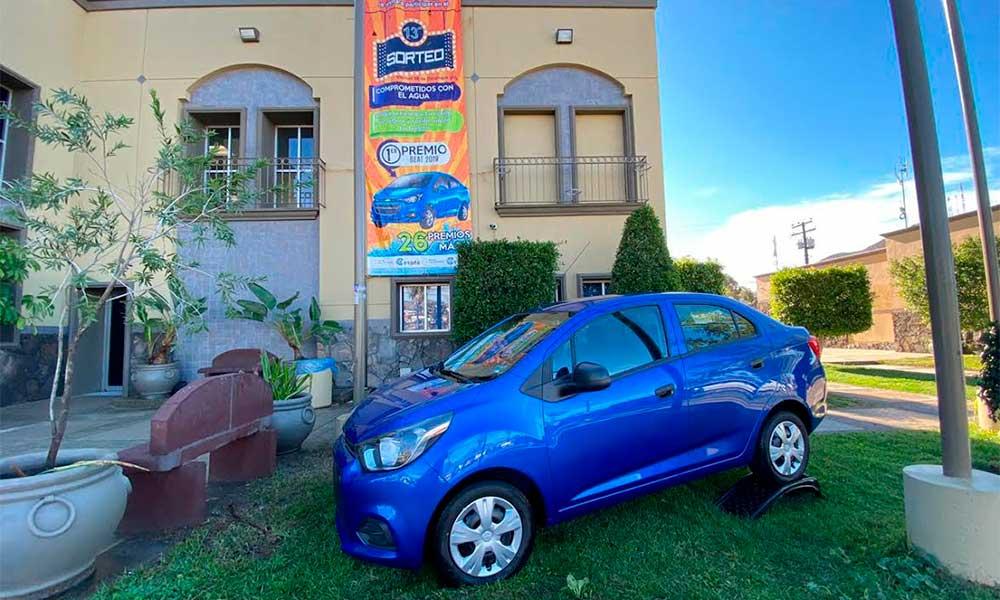 CESPTE realizará sorteo de un auto para usuarios cumplidos
