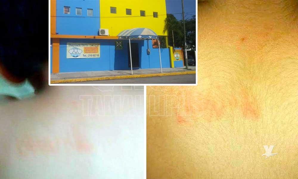 Maestra de guardería del IMSS es acusada de maltratar a los niños