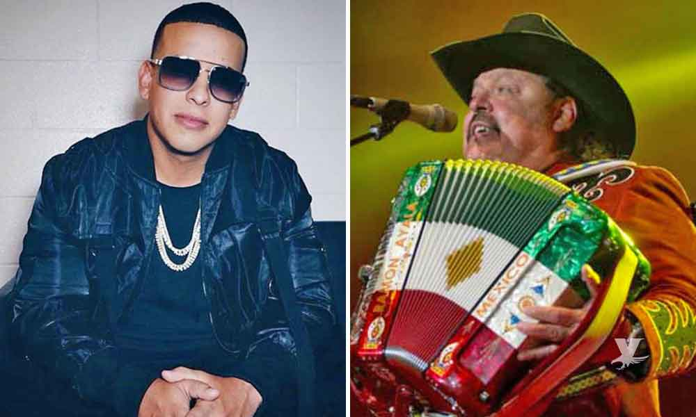 Confirman dueto entre Ramón Ayala y Daddy Yankee