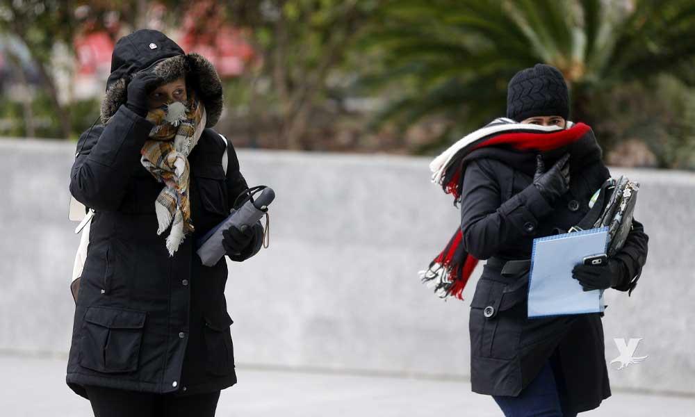 Baja California presentará temperaturas de -5°C a 0°C en los próximos días