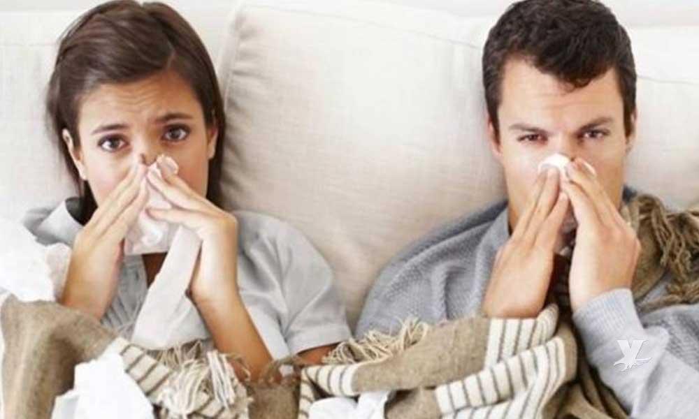 Gripe ataca de forma más agresiva a los hombres que a las mujeres