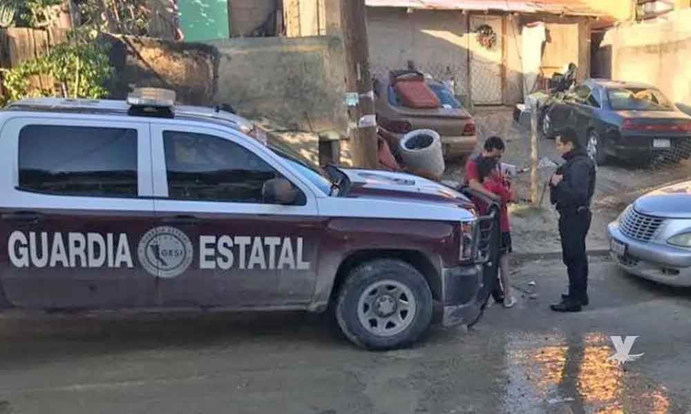 "GESI evita ""secuestro virtual"" en Tijuana"