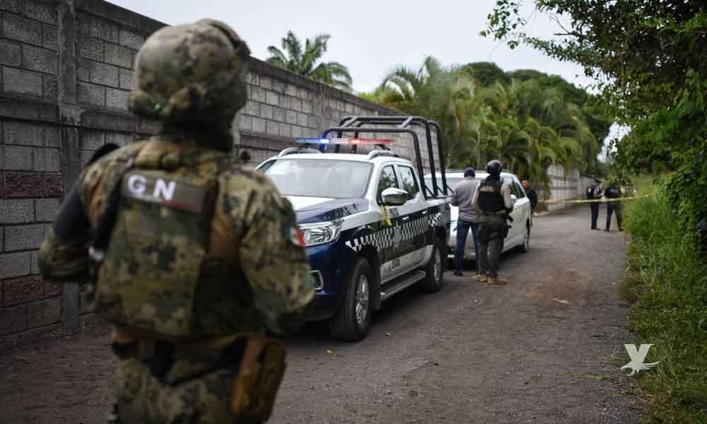 Balacera entre Guardia Nacional y secuestradores deja 8 personas muertas