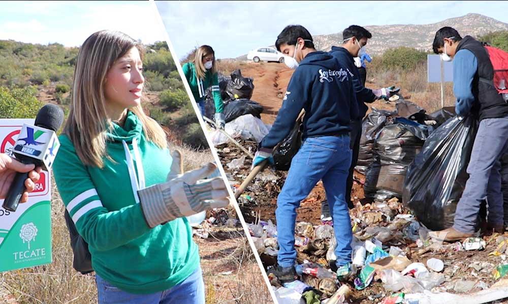 (VIDEO) Vamos por el rescate de tiraderos clandestinos en Tecate: Regidora Diana Vázquez