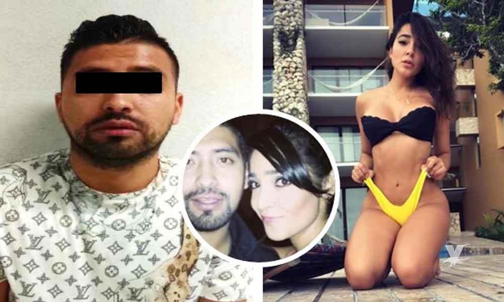 Manelyk González una de las famosas novias de los traficantes de 'La Unión Tepito'