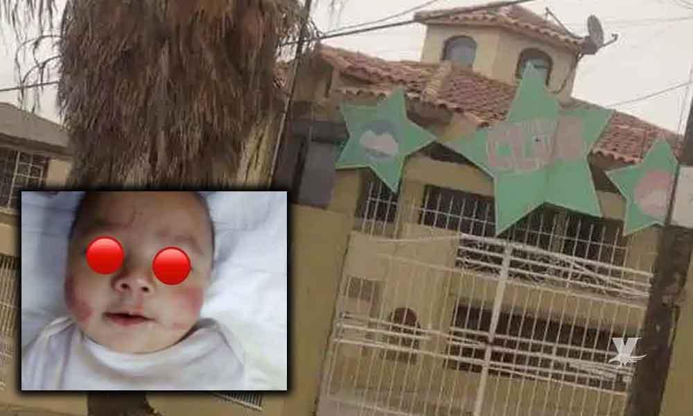 Madre denuncia brutalidad en guardería contra su bebé en Tijuana