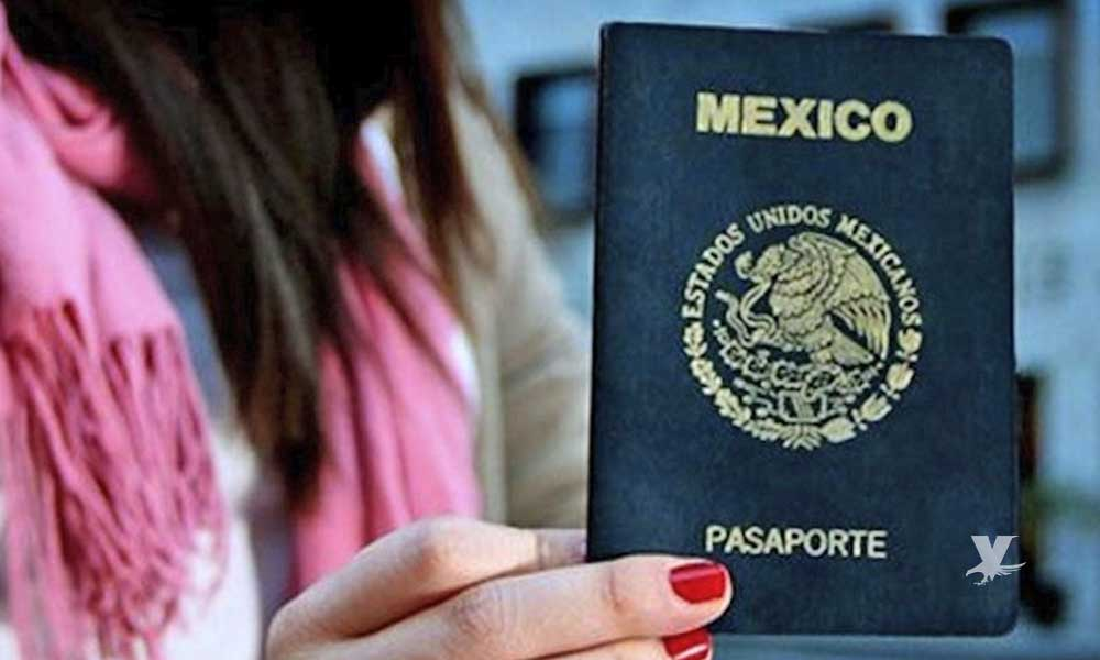 SRE alerta por fraudes en trámites del pasaporte