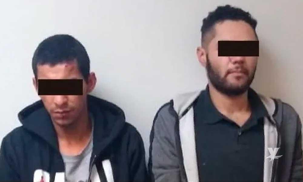 Asaltantes ocasionan persecución en Tijuana en Honda con reporte de robo