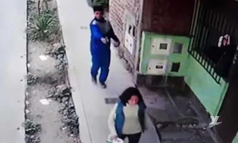 (VIDEO) Sicario de 18 años cobra 5 mil pesos por asesinar a una mujer