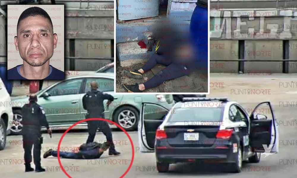 Policías Municipales de Tijuana detienen a sicario que ejecutó a una mujer afuera de su casa
