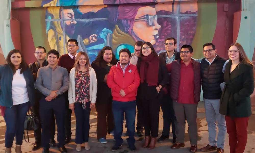 Director General del Instituto Mexicano de la Juventud, se reúne con directores municipales del Instituto de la Juventud de Baja California
