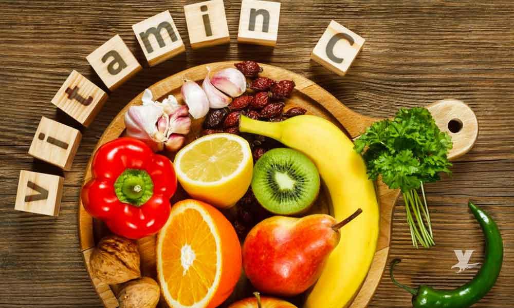 Expertos recomienda consumir mucha vitamina C para evitar enfermedades respiratorias