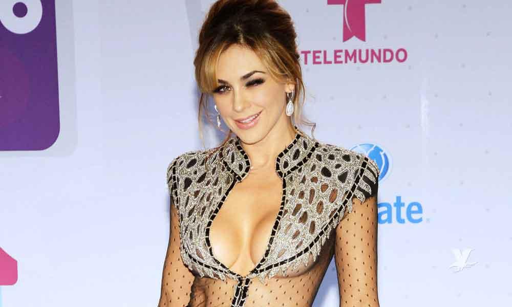 (VIDEO) Aracely Arámbula sorprende a seguidores con desnudo en la serie 'La Doña 2'