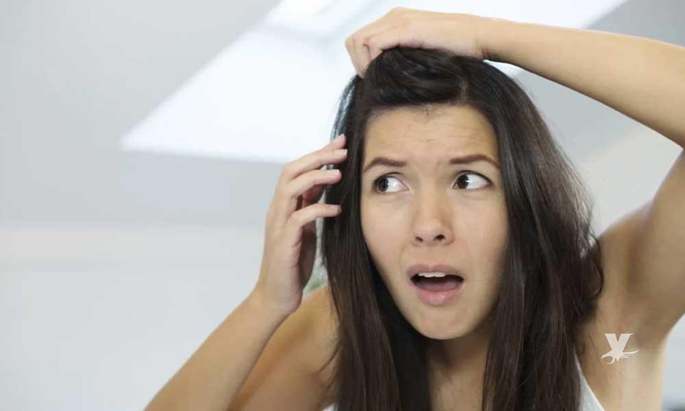 Estrés provoca que salgan canas prematuramente