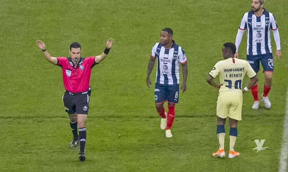 Brizio confirma que César Ramos se encuentra suspendido por petición del América