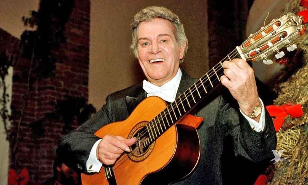 Muere a los 90 años el cantante mexicano Chamín Correa