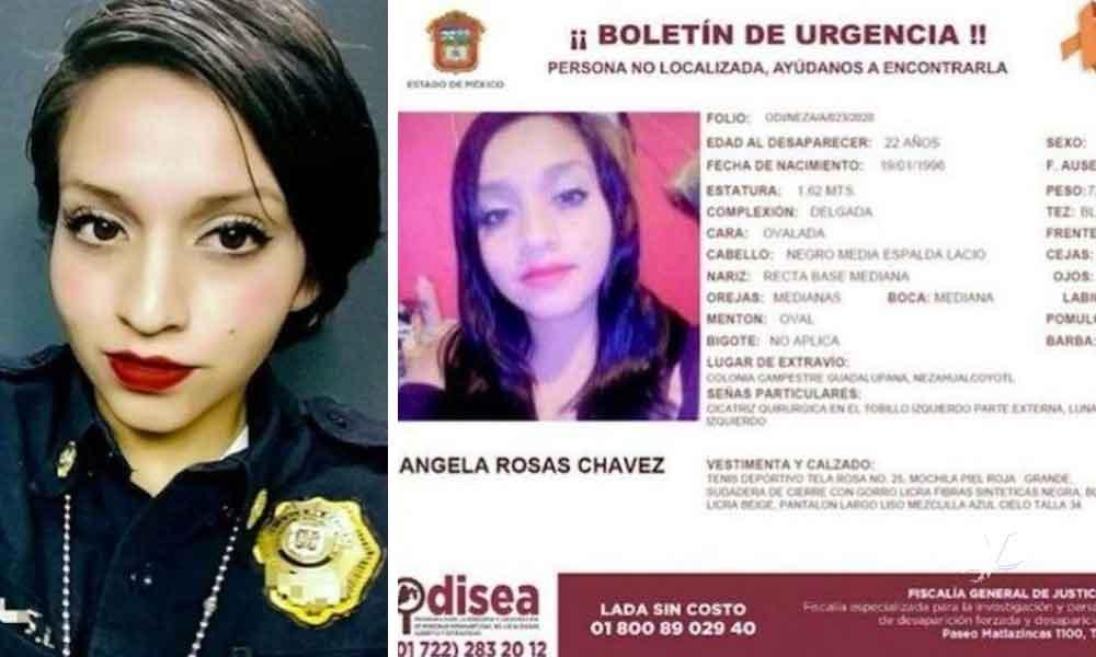 Aparece mujer policía reportada como desaparecida, andaba de vacaciones en Cancún