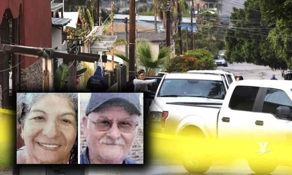 Pareja reportada como desaparecida en Tijuana es encontrada sin vida