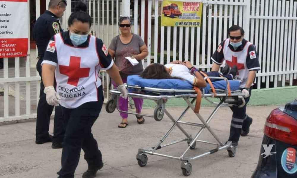Muere niña estudiante de escuela privada mientras tomaba clases en Tijuana