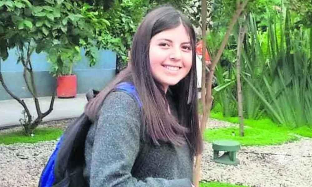 Valeria desapareció después de asistir a un café internet para inscribirse a la preparatoria