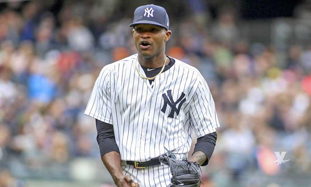 MLB suspende al pitcher de los Yankees Domingo Germán por 81 juegos